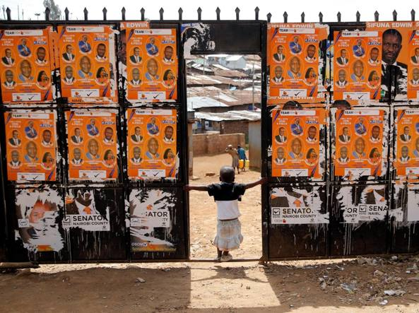 Kenya: presidente Kenyatta,'accetterò il risultato del voto'