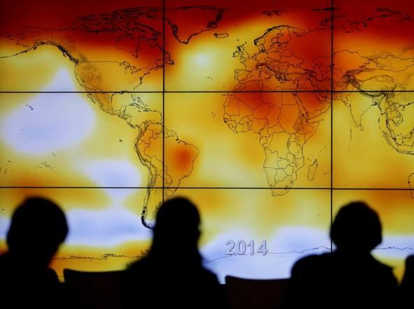 Clima, temperature record: è colpa dell'uomo. Il rapporto USA