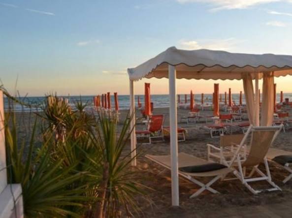 Le spiagge accessibili in toscana - Bagno moreno marina di grosseto ...