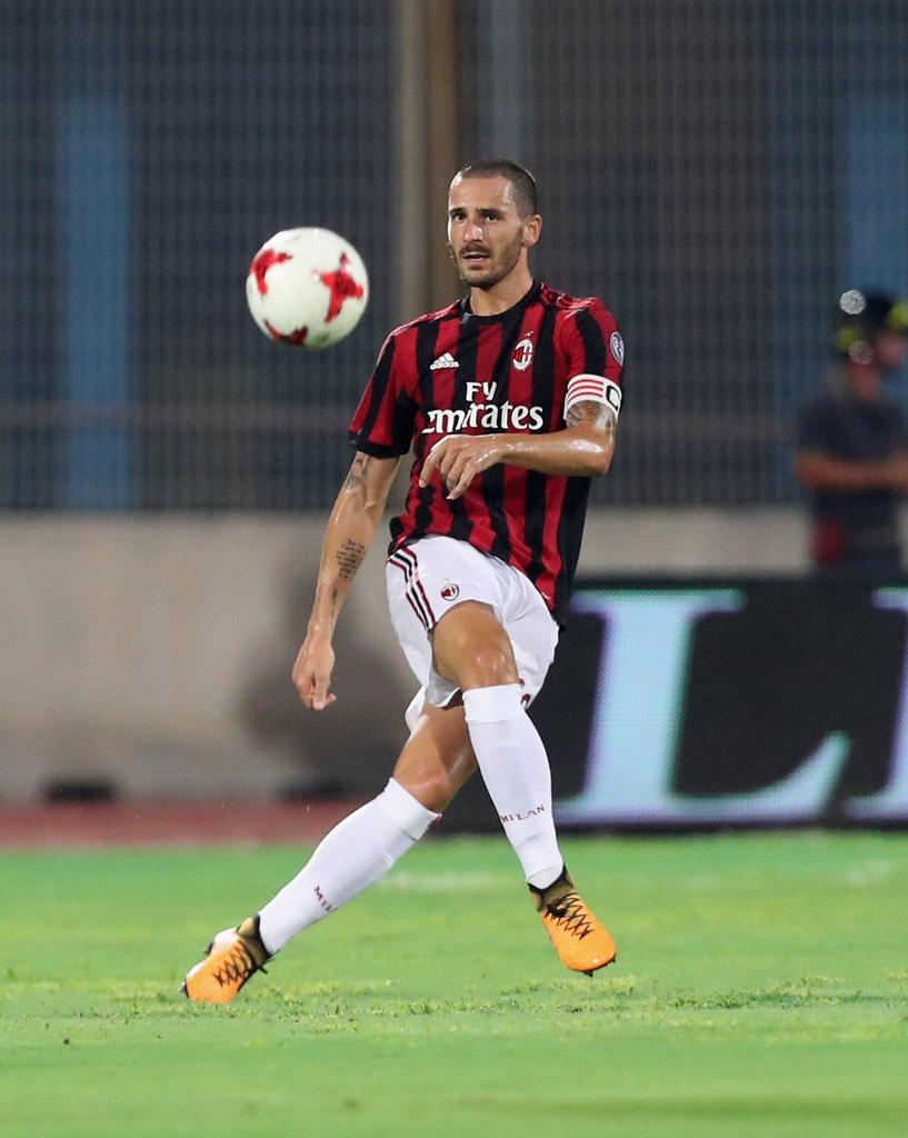Milan con il Betis Siviglia la prima da capitano per Leonardo