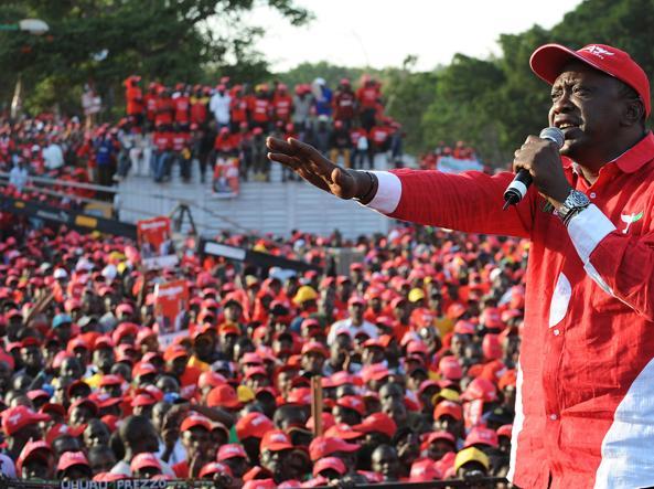 Proteste in Kenya dopo il voto contestato dall'opposizione