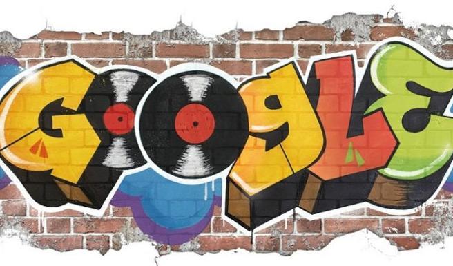 Il doodle di Google per diventare dj hip hop per un giorno