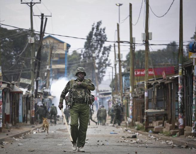 Kenya, le rivolte dopo il voto:  decine di morti, anche bambini