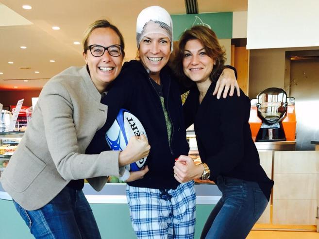 Addio a Caterina FalciolaRaccontò la lotta al cancro «Sorrideva al male» foto