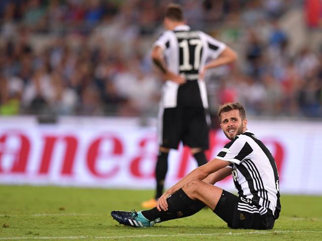 Juventus-Lazio 2-3  Pjanic ko, Dybala  «effetto 10»: le pagelleLazio:  super Immobile   Foto