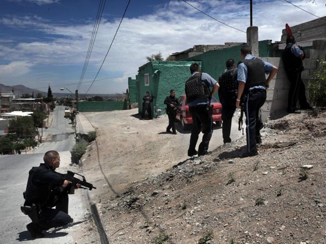 Guerra tra narcos in Messico12mila morti ammazzati nel 2017