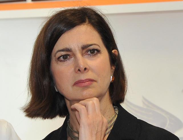 Boldrini: «Denuncio chi mi insulta online. Così incoraggio  le altre vittime»
