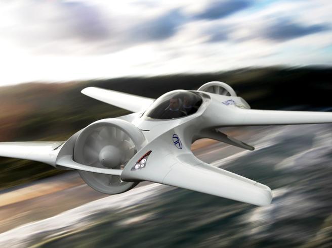 Rinasce la DeLorean di «Ritorno al futuro» e si prepara al decollo...