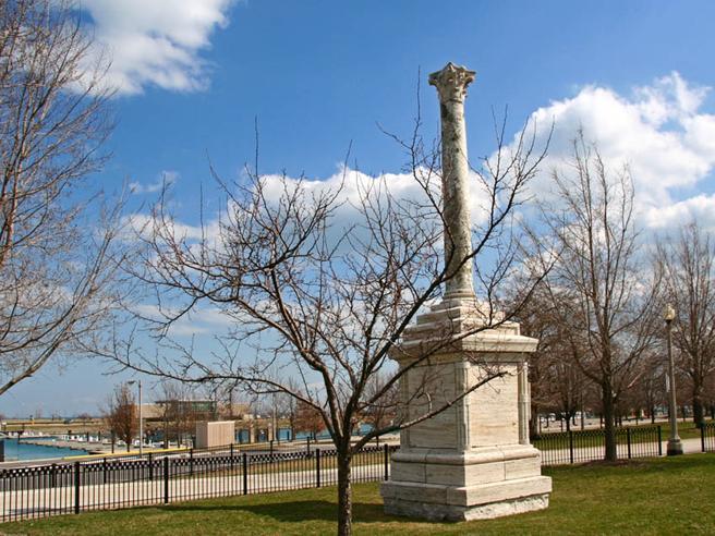Chicago vuole eliminare  monumento fascista a  Balbo