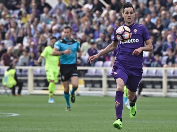 Kalinic assente agli allenamenti con la Fiorentina: ecco perchè