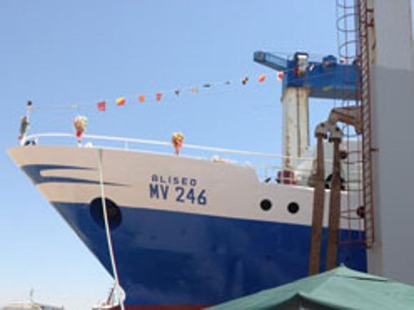 Spari contro peschereccio italiano da motovedetta tunisina: sventato tentativo di sequestro