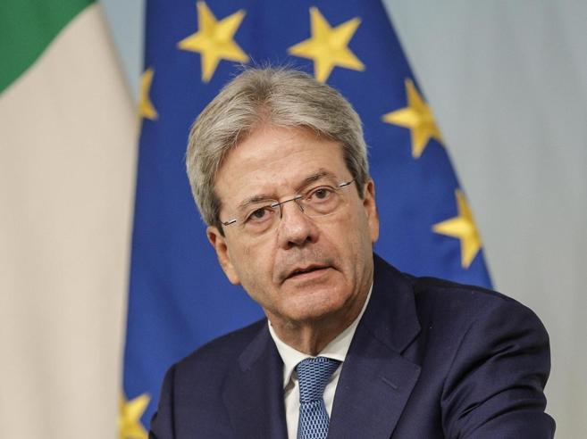 Gentiloni: «Nessun Paese è al sicuro, neppure l'Italia,  ma non cediamo al terrore»