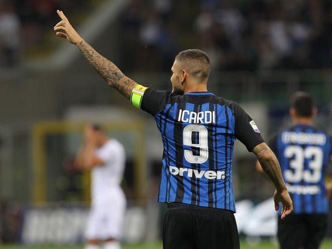 Inter-Fiorentina 3-0: le pagelle Icardi è glaciale e maestosoIl  Milan vince - La Roma c'èLe gare|Classifica|Lo speciale