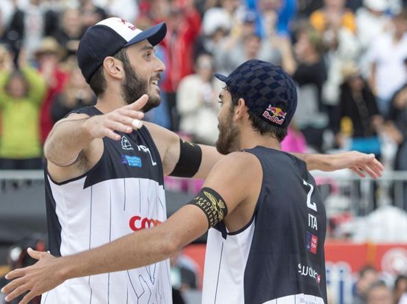 Nicolai e Lupo per la terza volta sono Campioni d'Europa