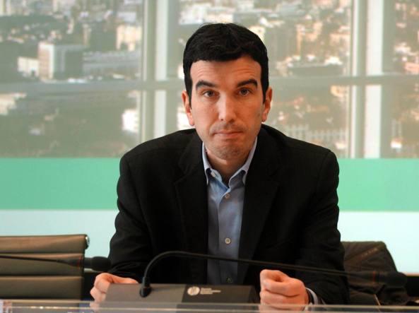 Maurizio Martina (Imagoeconomica)