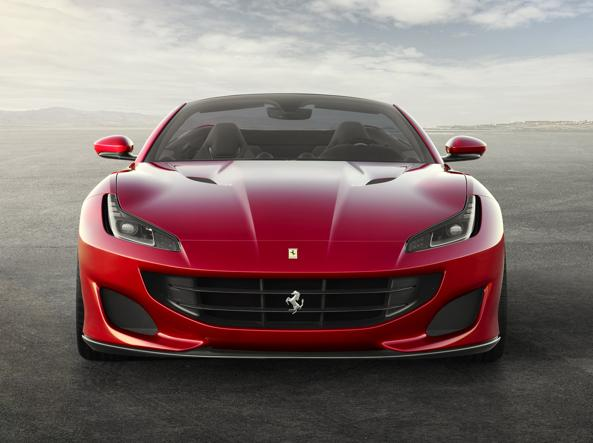 Mot - Ferrari, novità con la GT V8 Portofino