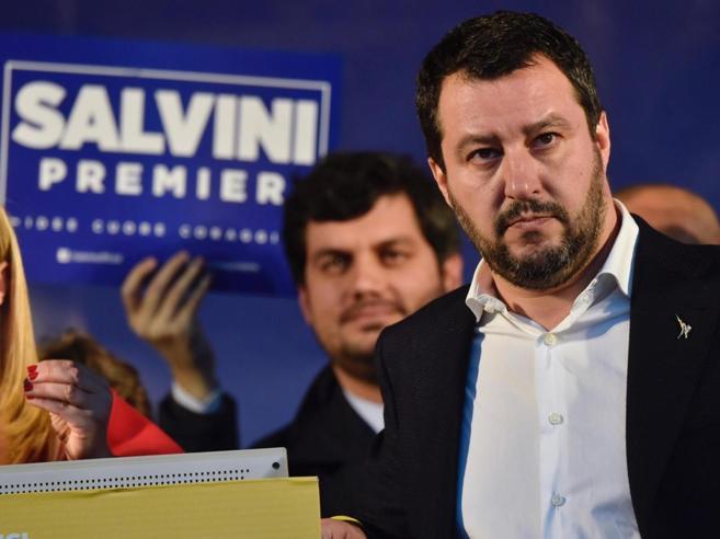 Salvini: «Lega senza la parola Nord? A Pontida militanti di tutta Italia»