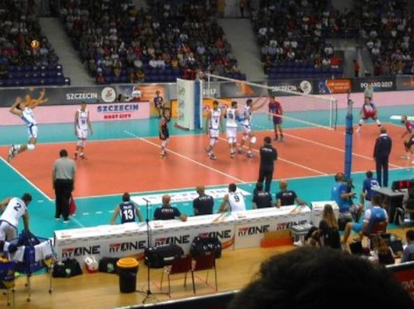 Volley, l'Italia batte la Repubblica Ceca 3-0. Prossima avversaria la Turchia