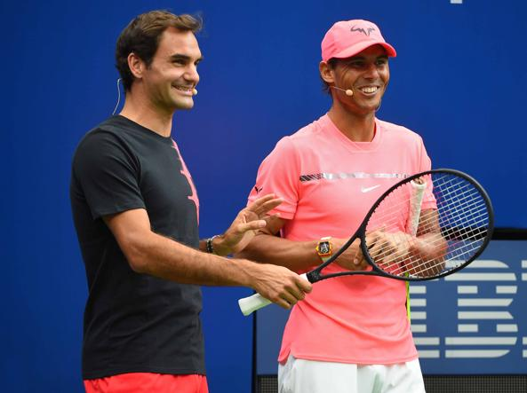 US Open, bene Nadal e Federer