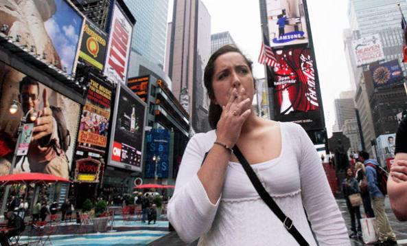 New York, guerra al fumo: 13 dollari per pacchetto di sigarette