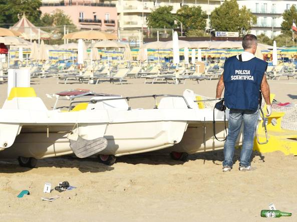 Stupro di Rimini: la vittima riconosce i 4 aggressori