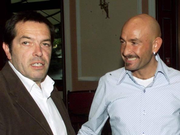 Infarto negli studi tv di Sky: paura per l'ex ciclista Riccardo Magrini