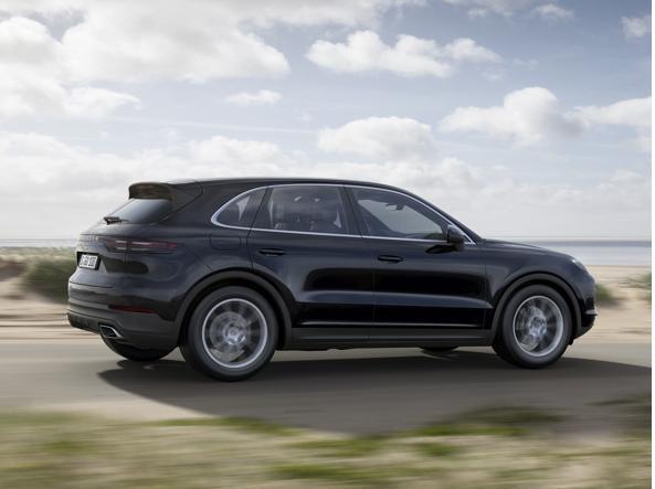 La nuova Porsche Cayenne