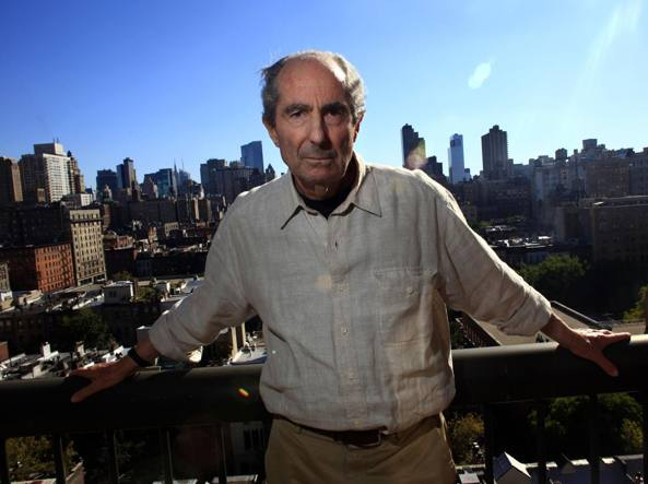 Philip Roth (foto Reuters / Eric Thayer)