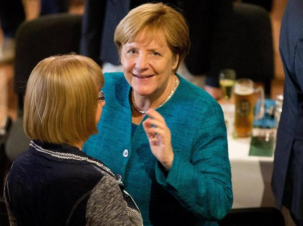 Elezioni in Germania, il dibattito in tv tra Merkel e Schulz