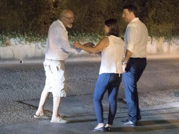 Matteo e Tiziano Renzi