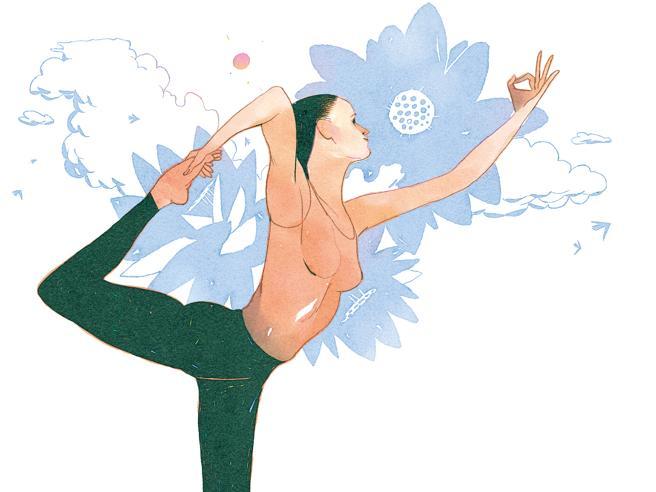 Yoga, la mente nel corpo