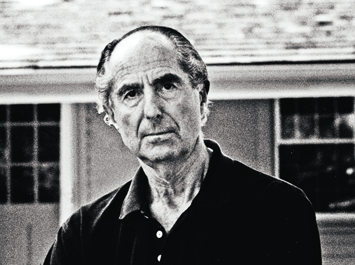 Philip Roth (Newark, 1933)