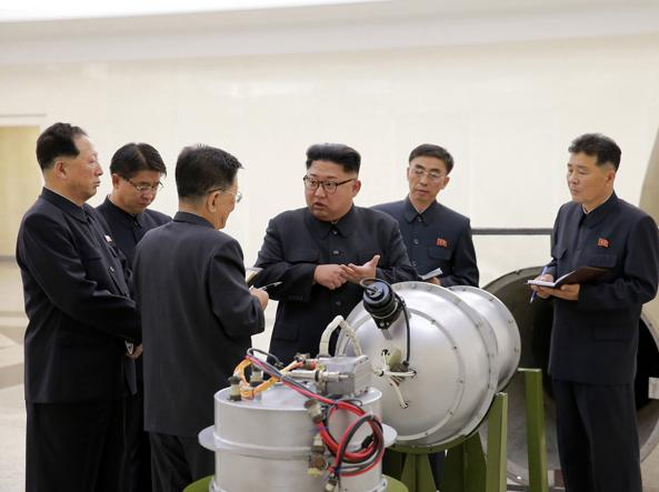 Gli Stati Uniti vogliono nuove sanzioni contro la Corea del Nord
