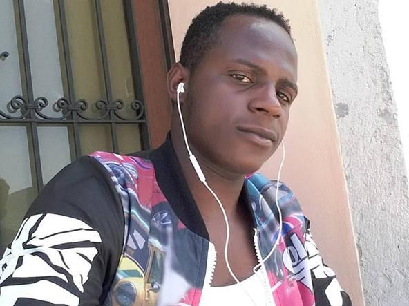 Il quarto uomo della banda: Guerlin Butungu, ventenne congolese (Facebook)
