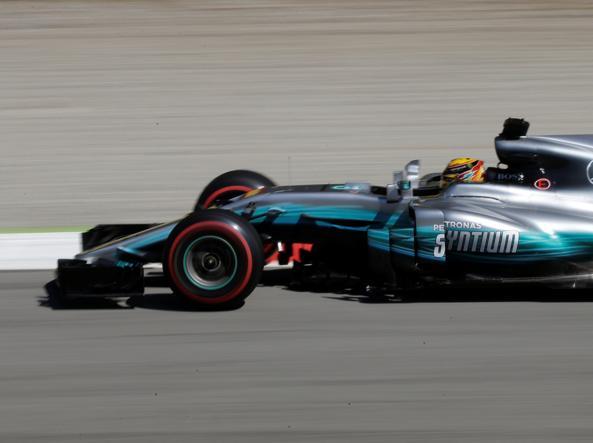 Vettel: macchina competitiva per Monza