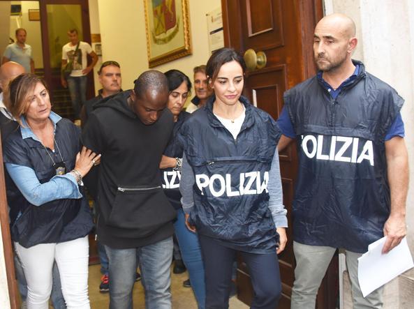Rimini, ecco la foto degli stupratori.