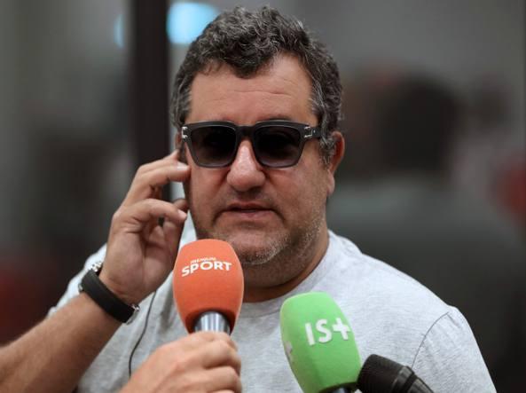 Pellegrini, l'agente di Sarri, a Raiola: