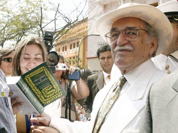 Gabriel García Márquez a Santa Marta (Colombia) il 30 maggio 2007 (foto Daniel Munoz/Reuters)