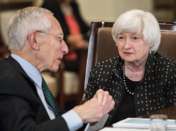 Fed, Fischer lascerà la vicepresidenza attorno al 13 ottobre prossimo