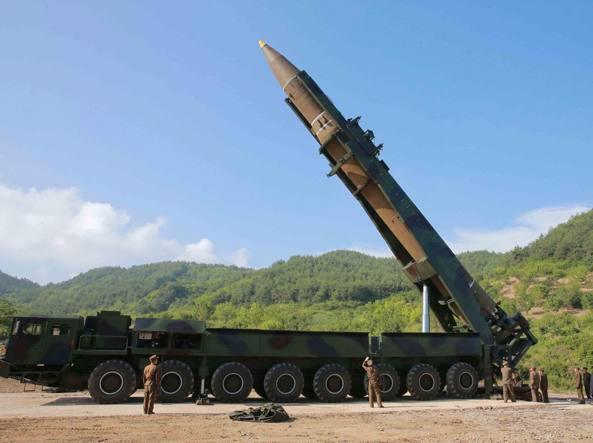 Corea del Nord, la devastazione provocata dalla bomba all'idrogeno FOTO