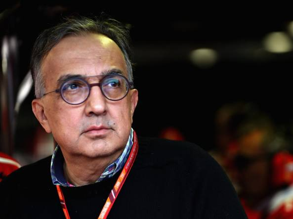 Il ceo di Fiat-Chrysler, Sergio Marchionne (Getty)