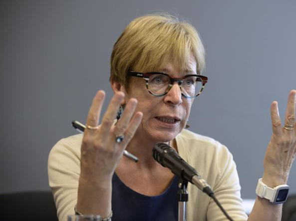 Milena Gabanelli (Imagoeconomica)