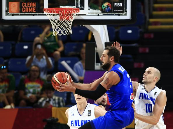 Basket, Europei 2017: Italia 70-57 Finlandia highlights