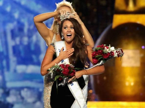 Anche Miss America critica Donald Trump