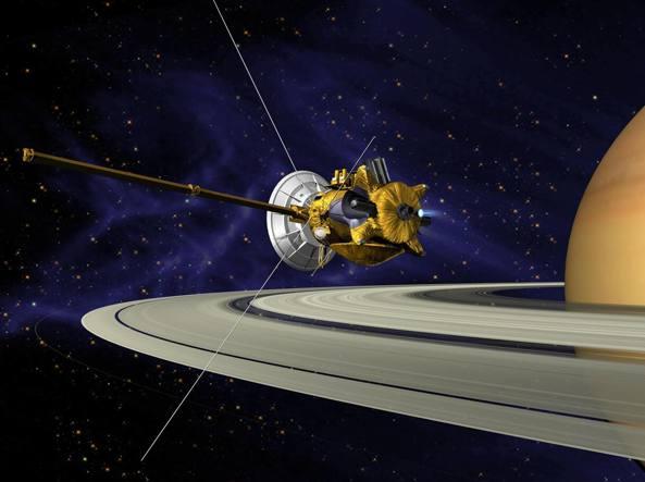 Il Gran Finale di Cassini: video, commenti, aggiornamenti