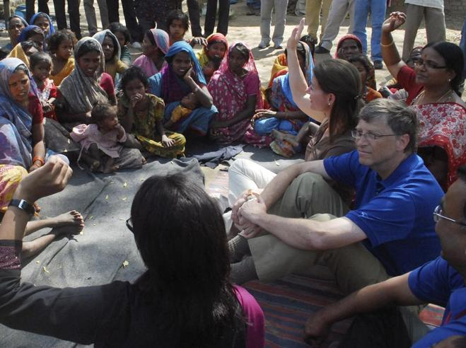 """Bill Gates: """"Senza fondi  e impegnole malattie aumenteranno"""""""