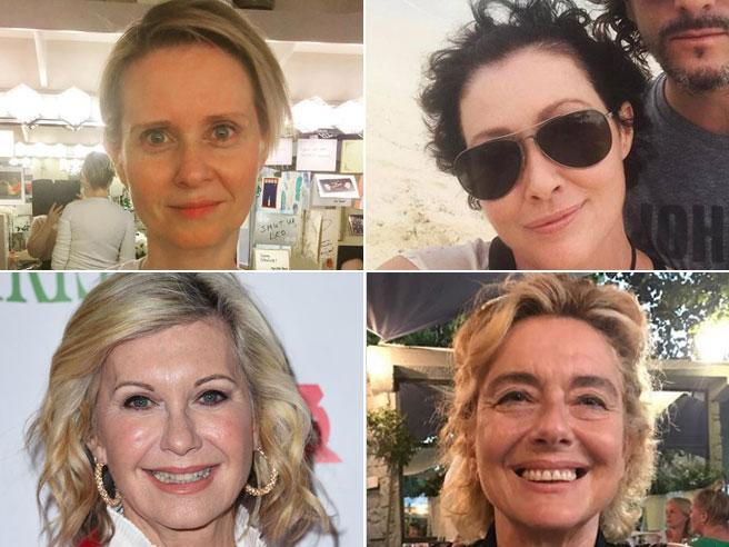 Cancro al seno, 16 celebritàche lo hanno combattuto e vinto