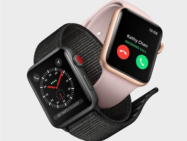 Non solo iPhone, ecco i nuovi Apple Tv 4K e Watch Series 3