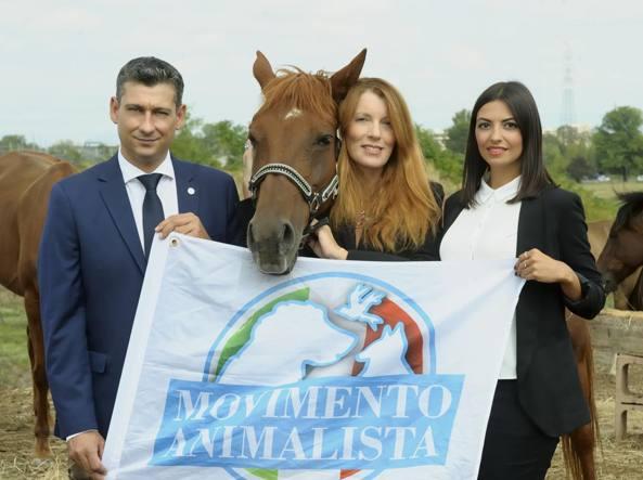 Debutta a Milano il Movimento animalista dell'ex ministro Brambilla