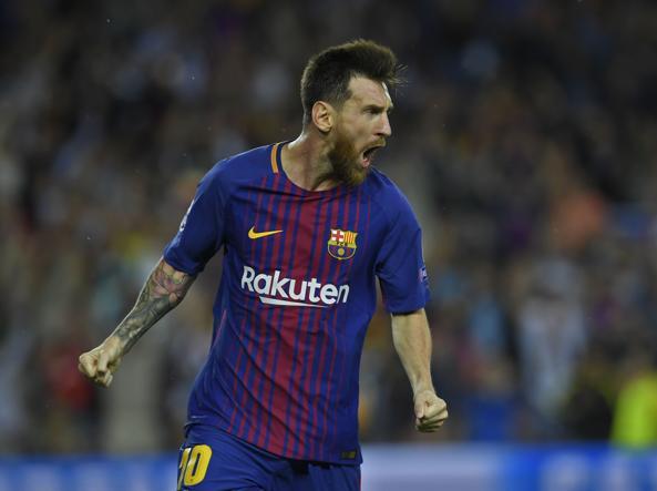 Il Barcellona cala il tris, Juventus smarrita. Doppietta di Messi